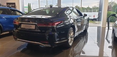 Lexus LS 500h Supreme