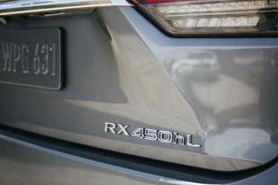 A megújult RX és RX L