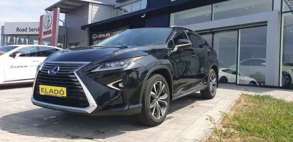 Lexus RX 450h Executive Plus Panoramic